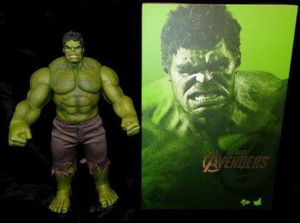 Hot Toys - MMS 186 - The Avengers: 1/6th scale Hulk Limited Edition Collectible Figurine