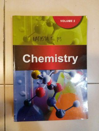 Chemistry 11th Edition Volume 2, McGraw-Hill Education to let go