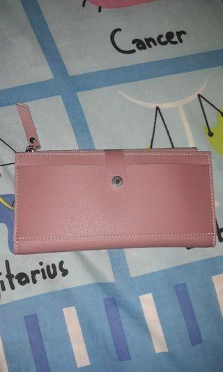 Dompet Miniso Pink
