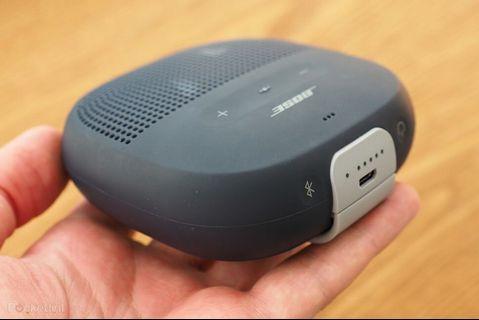 Speaker Bose