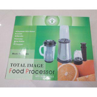 Total Image Food Processor (Used Once)