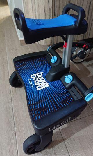 (包郵)Lascal buggy board ,bb車踏板