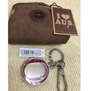 Brand new Oroton signature O-Key FOB and Australia coin pouch ALL RM85 only