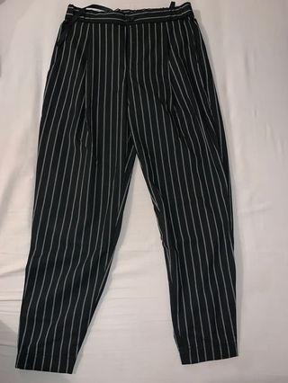 Uniqlo - Stripe Pants