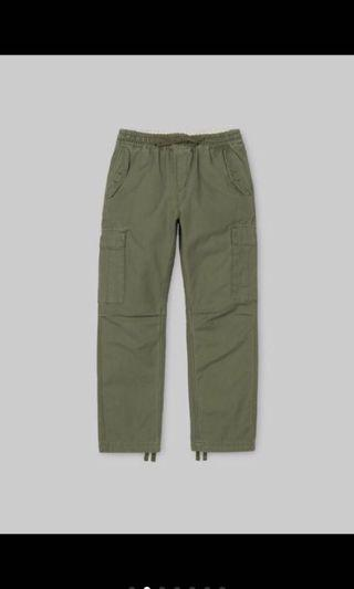 Carhartt WIP W' Camper Ankle Pant M號