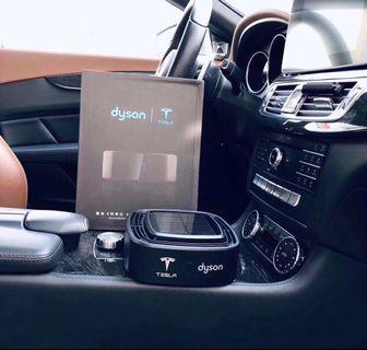 Dyson x Tesla 全自動太陽能車載淨化器Solar Car air filter