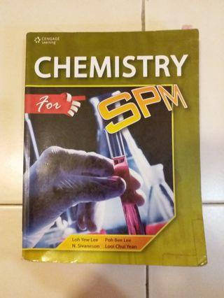 Chemistry for SPM, Cengage Learning to let go