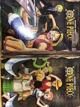 One piece anime episode 1-26 Japanese Anime DVD