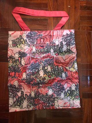 Vivienne Tam x Wuba 環保手挽袋 Tote Bag
