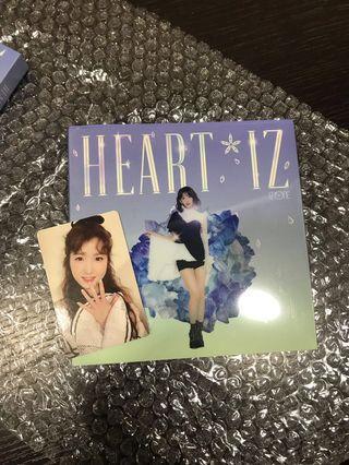 [WTT/WTS] IZONE HEART*IZ
