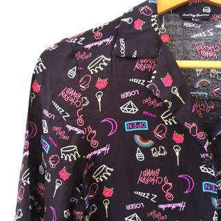 Something Borrowed Long Shirt (S)