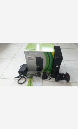 Xbox (baru pake sebulan)