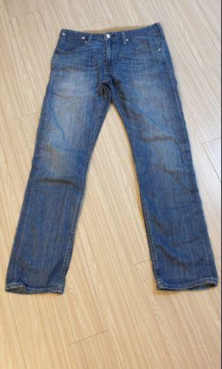 Levis' 504牛仔褲