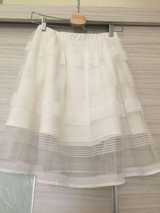 仙氣飄飄蕾絲裙