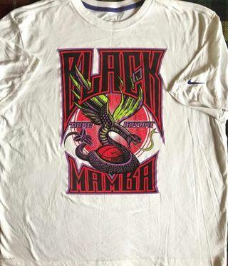 Tee Nike KB Black Mamba