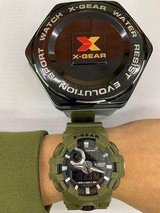 X-Gear Original Dari Hong Kong mural mural jual