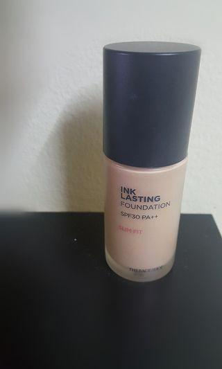 INK LISTING FOUNDATION with SPF 30