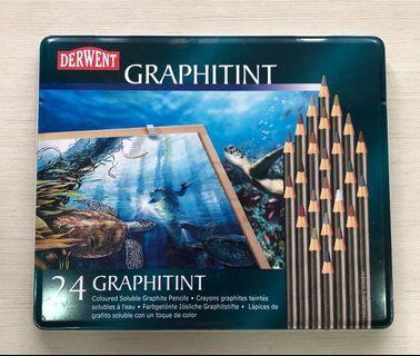 🚚 DERWENT Graphitint Colour Pencils
