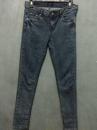 #mauthr Jeans denim