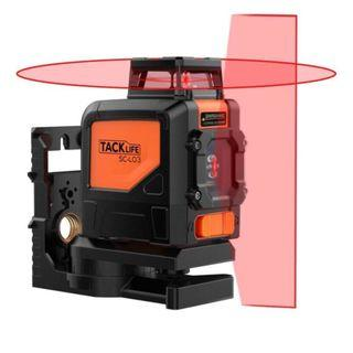 E802 Tacklife Self-Leveling Multi-Liner Laser