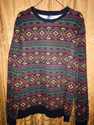 Sweater Tribal H&M