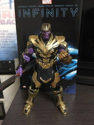 S H Figuarts Avengers Armored Thanos [Custom]