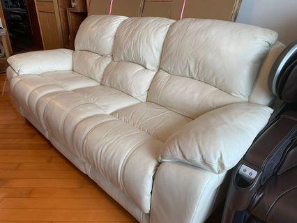 真皮梳化 sofa