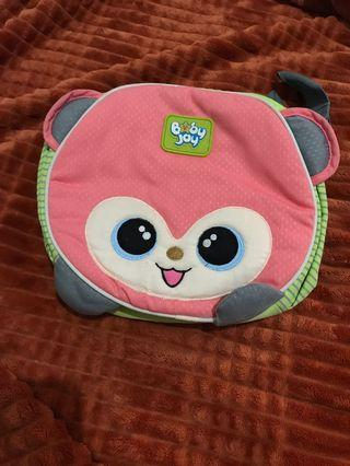 Baby joy tas kecil moschino series