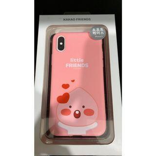 全新貨韓國製  Kakao Little Friends手機殼 iPhoneX #MTRtst