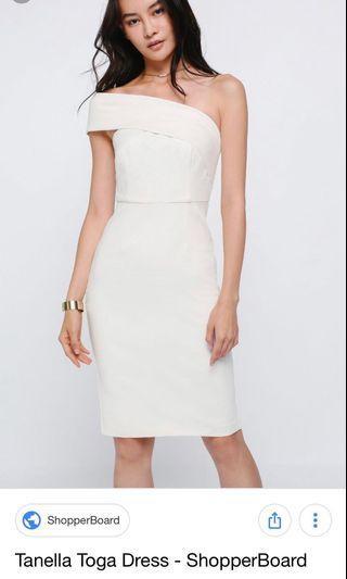 Love bonito toga dress