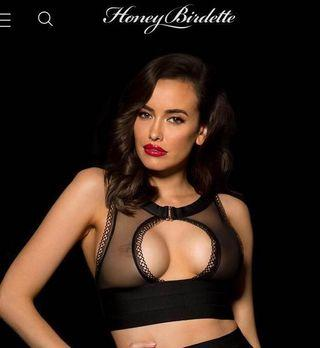 Honey Birdette Vienna Top XS