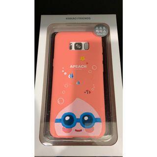 全新貨韓國製手機殼 Apeach - Samsung Galaxy S8 Plus #MTRtst