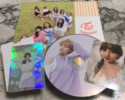 Twice mini album TWICEcoaster:LANE1