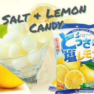 🚚 Salt & Lemon Candy