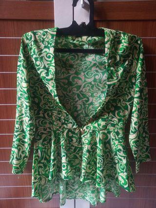 Outer Batik / cardigan batik