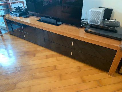 電視地櫃 TV cabinet