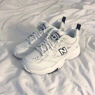 🚚 New Balance 608 老爹鞋 25號