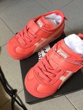🚚 Onitsuka Tiger(Brand New) Red Pink (New Design)