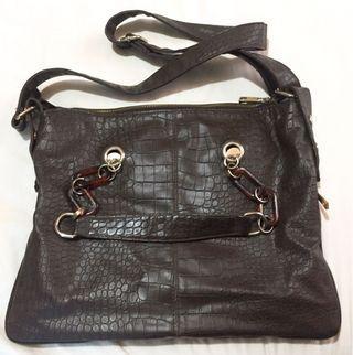 Alberto Brown Handbag