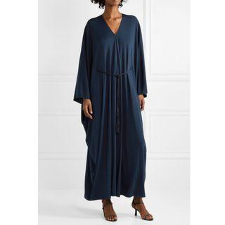 The Row Joanna belted jersey maxi dress (NP)