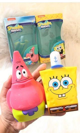 Parfume spongebob /patrik/nickelodeon