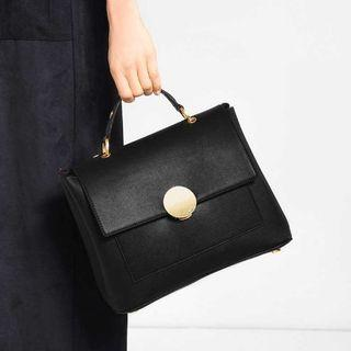 Charles and Keith Black Purse