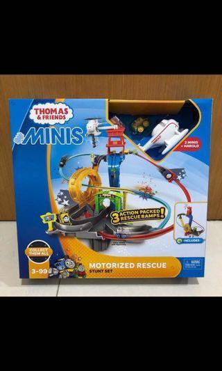 Thomas Train Set minis motorized rescue play birthday Christmas gift