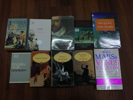 Literature Books