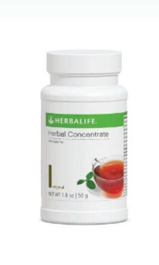 🚚 ㊗Herbalife herbal concentrate tea/formula 1 shake