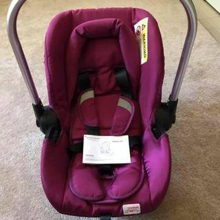 Carseat Sweet Cherry SCR7