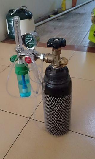 Tabung Oksigen 2L