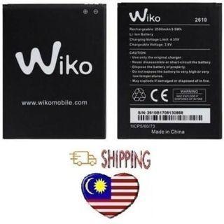 Original WIKO Jerry 3 K300 Jerry 2 2610 2500mAh Battery