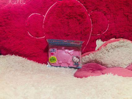Hello Kitty Baby Wipe Lid (Self-Adhesive)