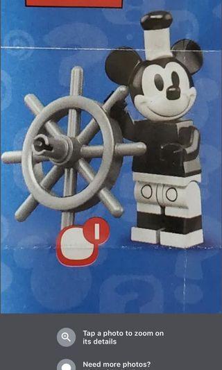 Lego Disney 71024 #1 Micky 或換都可以